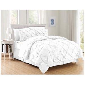 Cal-King Comfort Sets Luxury Softest Cozy 8 pcs